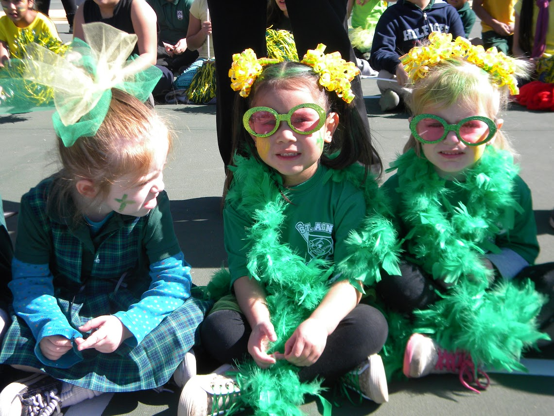 Catholic Schools Week - Spirit Day!